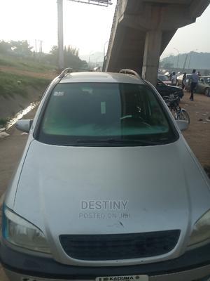 Opel Zafira 2004 1.8 Silver | Cars for sale in Abuja (FCT) State, Karu