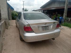 Toyota Camry 2004 Silver | Cars for sale in Delta State, Warri