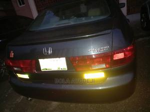 Honda Accord 2005 Sedan LX V6 Automatic Gray | Cars for sale in Lagos State, Magodo