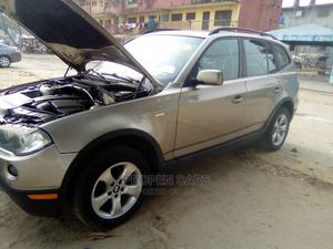 BMW X3 2008 Gold   Cars for sale in Lagos State, Surulere