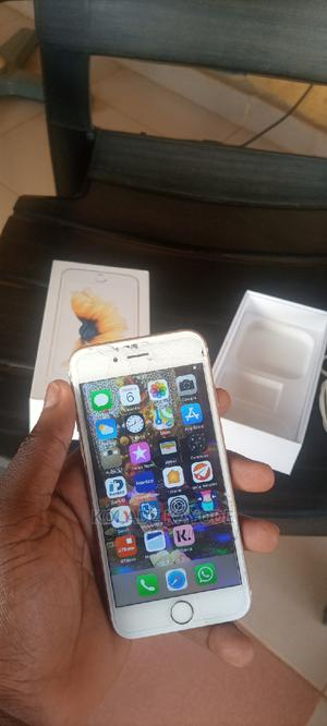 Apple iPhone 6s 64 GB Silver   Mobile Phones for sale in Lagos State, Alimosho