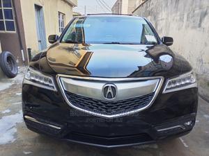 Acura MDX 2015 Black | Cars for sale in Lagos State, Oshodi