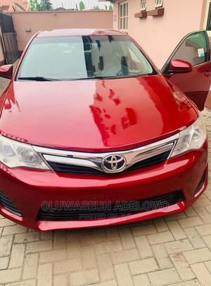 Toyota Camry 2012 Red | Cars for sale in Lagos State, Abule Egba