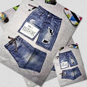 Luxury Jeans Short | Clothing for sale in Lagos State, Lagos Island (Eko)