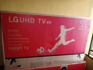 Promo on Original LG Smart TV 55 Inches With Netflix Etc | TV & DVD Equipment for sale in Enugu State, Nsukka