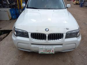 BMW X3 2006 3.0i Sports Activity White | Cars for sale in Lagos State, Ikeja