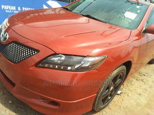 Toyota Camry 2008 Red   Cars for sale in Lagos State, Abule Egba
