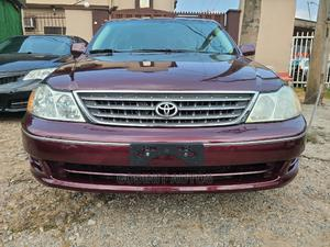 Toyota Avalon 2005 XL Red | Cars for sale in Lagos State, Ikeja