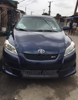 Toyota Matrix 2009 Blue | Cars for sale in Lagos State, Surulere