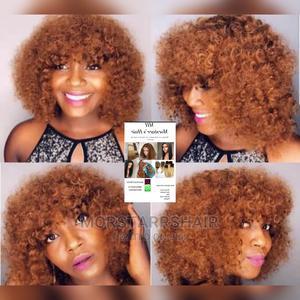 Brown Curly Hair   Hair Beauty for sale in Lagos State, Ikorodu