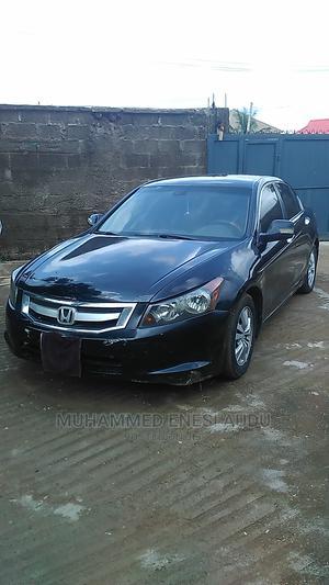 Honda Accord 2008 Black | Cars for sale in Abuja (FCT) State, Gwarinpa