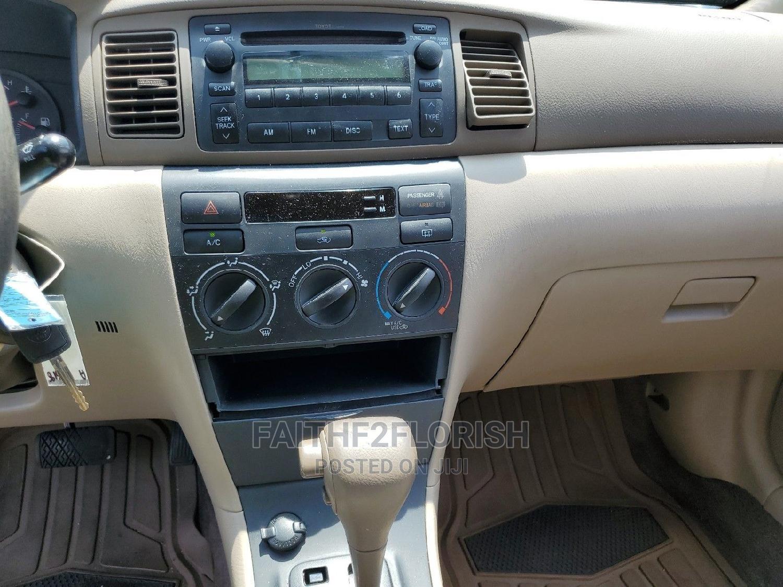 Toyota Corolla 2005 1.4 C Gold   Cars for sale in Ikeja, Lagos State, Nigeria