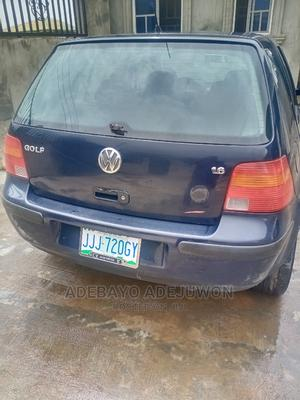 Volkswagen Golf 2004 Blue | Cars for sale in Oyo State, Ibadan