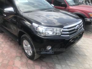 Toyota Hilux 2017 SR5+ 4x4 Black   Cars for sale in Lagos State, Lekki