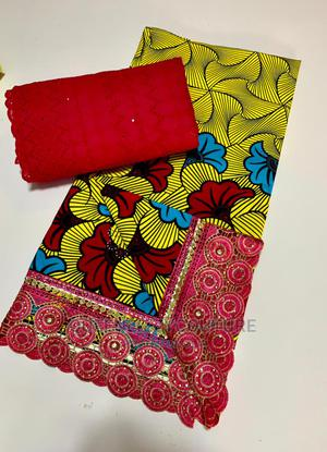 Lace and Ankara Combo | Clothing for sale in Kwara State, Ilorin South