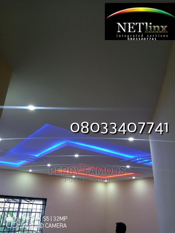 Pop Ceiling Gypsum Boards Professional