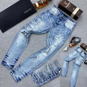 Amiri Crazy Jeans   Clothing for sale in Lagos State, Lagos Island (Eko)