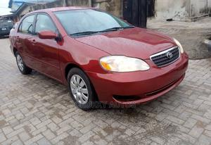 Toyota Corolla 2008 1.8 LE Red | Cars for sale in Lagos State, Surulere