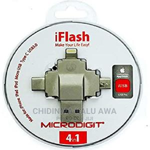 32GB Usb Flash Drive 4 in 1 - Md11 | Computer Accessories  for sale in Lagos State, Ikeja