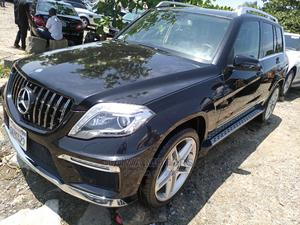 Mercedes-Benz GLK-Class 2012 350 4MATIC Black | Cars for sale in Lagos State, Apapa
