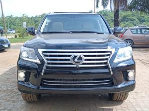 Lexus LX 2016 570 (5 seats) AWD Black | Cars for sale in Abuja (FCT) State, Gwarinpa