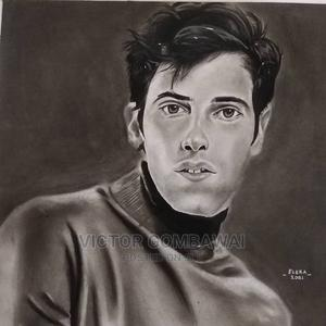 Realistic Portrait Drawing | Arts & Crafts for sale in Rivers State, Port-Harcourt
