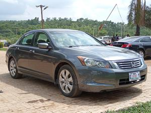 Honda Accord 2010 Coupe EX V-6 Gray | Cars for sale in Abuja (FCT) State, Gwarinpa