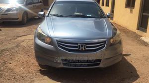 Honda Accord 2012 2.0 Sedan Automatic Blue | Cars for sale in Lagos State, Alimosho