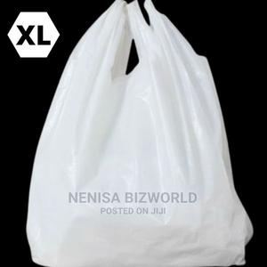 Wholesale Singlet or Vest Poly Bags Packaging Nylons X100   Manufacturing Materials for sale in Lagos State, Kosofe