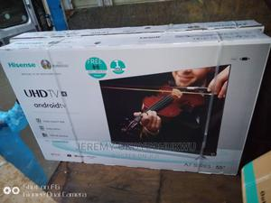 HISENSE 55inches Smart Android Television, A7series. | TV & DVD Equipment for sale in Lagos State, Ojo