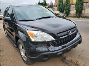 Honda CR-V 2008 2.4 Black   Cars for sale in Lagos State, Ikeja