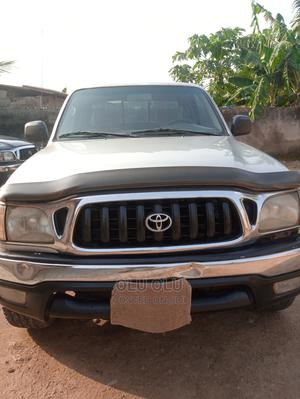 Toyota Tacoma 2003 Silver   Cars for sale in Lagos State, Ikorodu