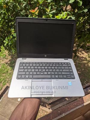 Laptop HP EliteBook 840 G1 4GB Intel Core I5 HDD 500GB | Laptops & Computers for sale in Oyo State, Ibadan