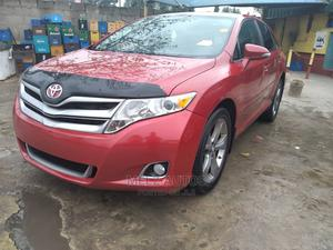 Toyota Venza 2013 Red   Cars for sale in Lagos State, Ikeja