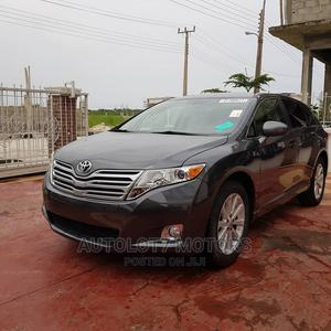 Toyota Venza 2010 V6 Gray | Cars for sale in Lagos State, Ajah