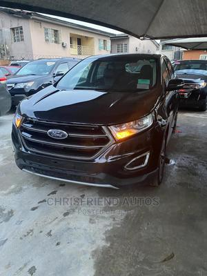Ford Edge 2015 Black | Cars for sale in Lagos State, Surulere