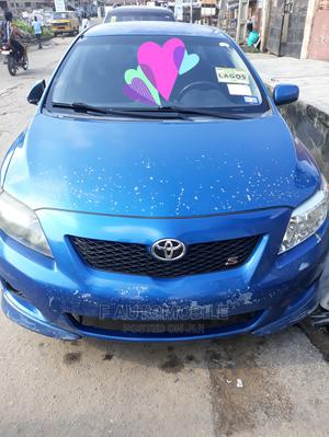 Toyota Corolla 2010 Blue   Cars for sale in Lagos State, Yaba