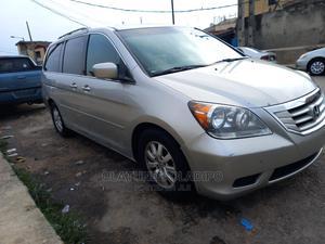 Honda Odyssey 2009 EX-L Silver   Cars for sale in Lagos State, Ojota