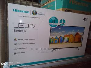 Hisense 43 Inches LED Tv | TV & DVD Equipment for sale in Lagos State, Ojo