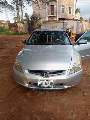 Honda Accord 2003 Silver   Cars for sale in Enugu State, Enugu