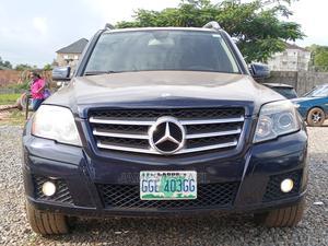 Mercedes-Benz GLK-Class 2010 350 4MATIC Blue | Cars for sale in Abuja (FCT) State, Gwarinpa
