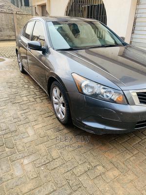 Honda Accord 2010 Sedan EX Automatic Gray | Cars for sale in Lagos State, Alimosho
