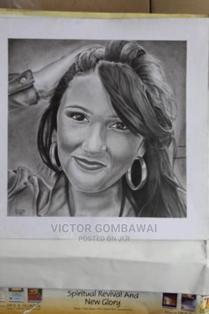 Custom Portrait Drawing | Arts & Crafts for sale in Rivers State, Port-Harcourt