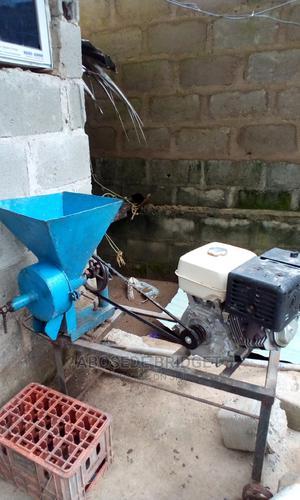 Dry Grains /Pepe Grounding Machine   Restaurant & Catering Equipment for sale in Ogun State, Obafemi-Owode