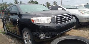 Toyota Highlander 2013 3.5L 4WD Black | Cars for sale in Lagos State, Apapa