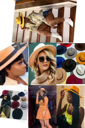 Fedora Hat For Unisex   Clothing Accessories for sale in Lagos State, Lagos Island (Eko)