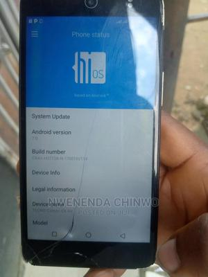 Tecno Camon CX Air 16 GB Gold | Mobile Phones for sale in Rivers State, Obio-Akpor
