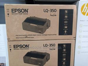 EPSON LQ - 350 Dot Matrix Printer   Printers & Scanners for sale in Lagos State, Lagos Island (Eko)