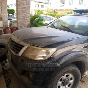 Toyota Hilux 2009 2.7 VVT-i 4X4 SRX Black   Cars for sale in Lagos State, Ajah
