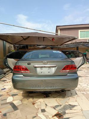 Lexus ES 2005 330 Gray | Cars for sale in Lagos State, Magodo